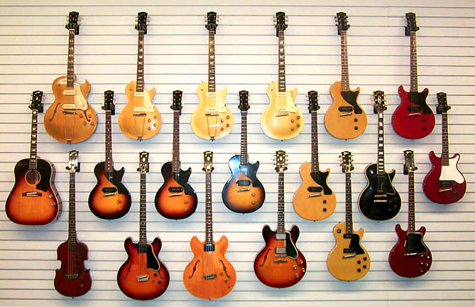 Pittsburgh Guitars: The Gibson Collection